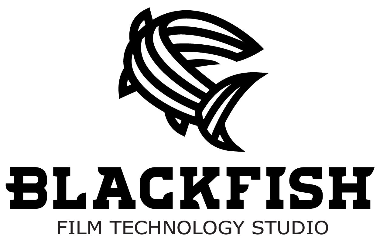 LOGO Blackfish Studio new black